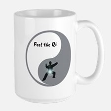 Feel the Qi Mugs