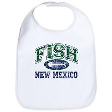 Fish New Mexico Bib