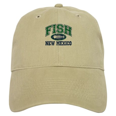 Fish New Mexico Cap
