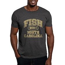 Fish North Carolina T-Shirt