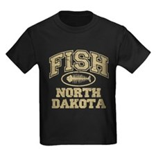 Fish North Dakota T