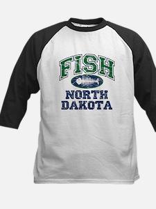 Fish North Dakota Tee