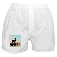 Desert Hills Alpacas Boxer Shorts