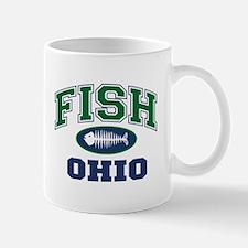 Fish Ohio Mug