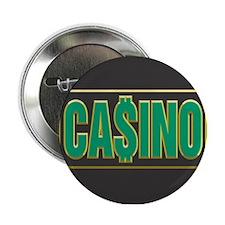 Green Casino Logo Button