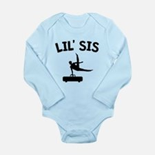 Lil Sis Gymnastics Body Suit