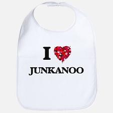 I Love My JUNKANOO Bib