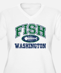 Fish Washington T-Shirt