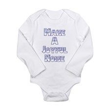 Unique Religious occasions Long Sleeve Infant Bodysuit