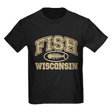 Fish Wisconsin T