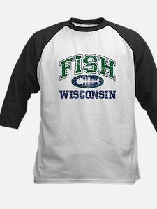 Fish Wisconsin Tee