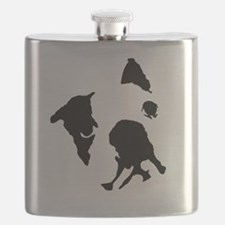 """Mylo"" James By Design Flask"