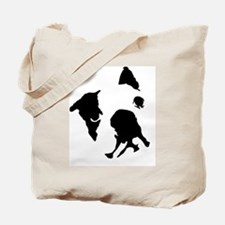 """Mylo"" James By Design Tote Bag"