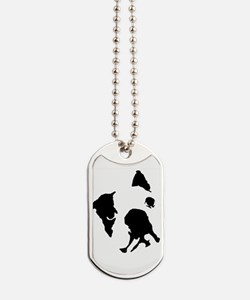 """Mylo"" James By Design Dog Tags"