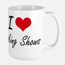 I love Cooking Shows Mugs