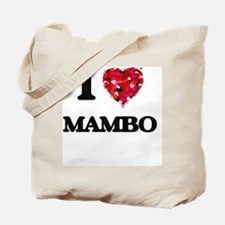 I Love My MAMBO Tote Bag