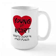 Young at heart Mug