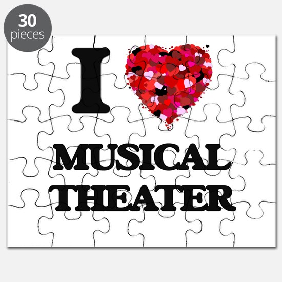 I Love My MUSICAL THEATER Puzzle