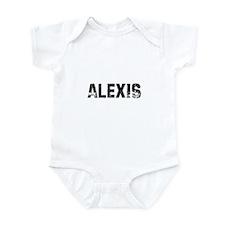 Alexis Infant Bodysuit
