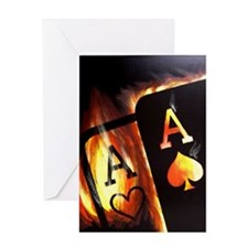 pocket ace poker card