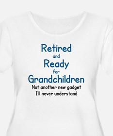 RETIRED AND R T-Shirt