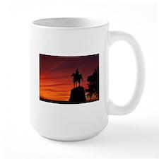 Meade Memorial - Gettysburg, PA Mugs