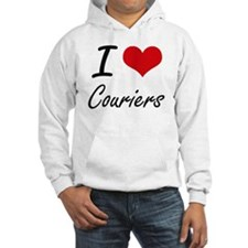 I love Couriers Hoodie