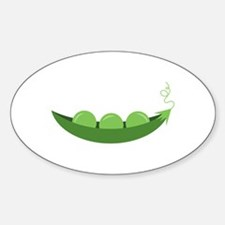 Peas In Pod Decal