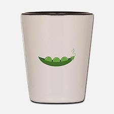 Peas In Pod Shot Glass