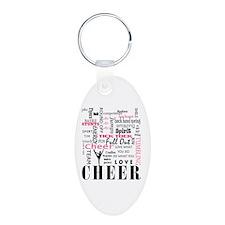 Cute Flyer Keychains