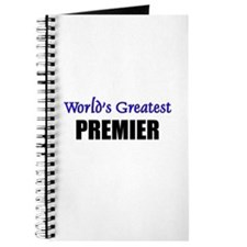 Worlds Greatest PREMIER Journal