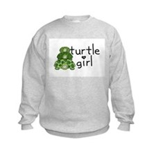 Cute Pet turtles Sweatshirt