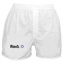 Rock Star of David Boxer Shorts