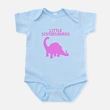 Little Sistersaurus Body Suit
