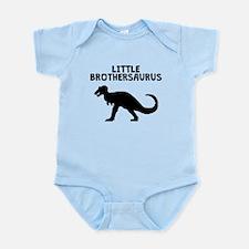 Little Brothersaurus Body Suit