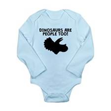 Dinosaurs Are People Too Body Suit