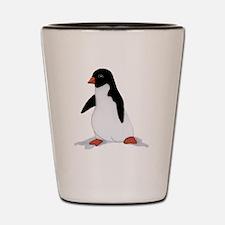 PenguinTee.jpg Shot Glass