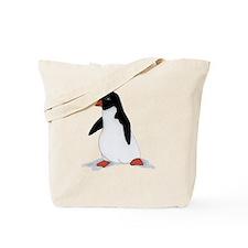 PenguinTee.jpg Tote Bag