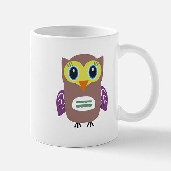 Ugly Owl Mugs