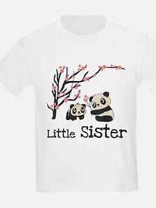 Pandas Little Sister T-Shirt