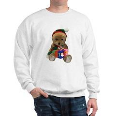 Christmas Bear Sweatshirt