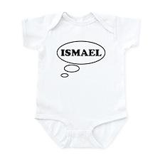 Thinking of ISMAEL Infant Bodysuit