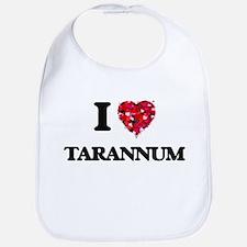 I Love My TARANNUM Bib