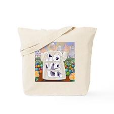Pope Francis Love U. Tote Bag