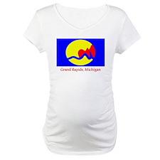 Grand Rapids MI Flag Shirt