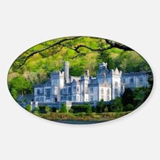 Castle By The Lake Decal