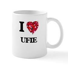 I Love My UFIE Mugs