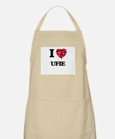 I Love My UFIE Apron
