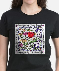 Unique Rose flower Tee