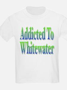 Addicted to Whitewater T-Shirt